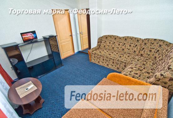 Мини отель в Феодосии с кухней в номерах на улице Гарнаева - фотография № 9