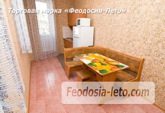 Мини отель в Феодосии с кухней в номерах на улице Гарнаева - фотография № 19