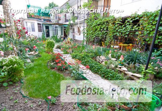 Мини отель в Феодосии с кухней в номерах на улице Гарнаева - фотография № 23