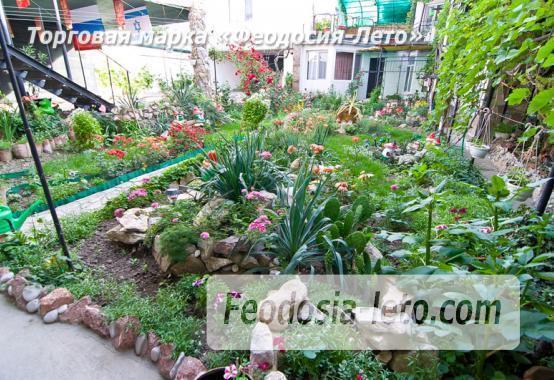 Мини отель в Феодосии с кухней в номерах на улице Гарнаева - фотография № 3