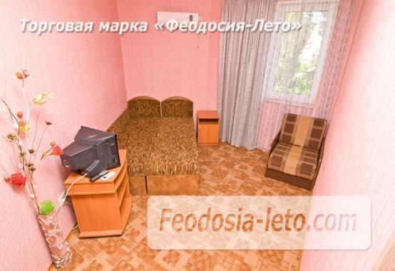 Мини отель в Феодосии с кухней в номерах на улице Гарнаева - фотография № 14