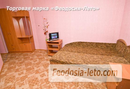 Мини отель в Феодосии с кухней в номерах на улице Гарнаева - фотография № 15