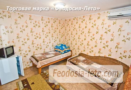 Мини отель в Феодосии с зелёным двором на улице Советская - фотография № 10