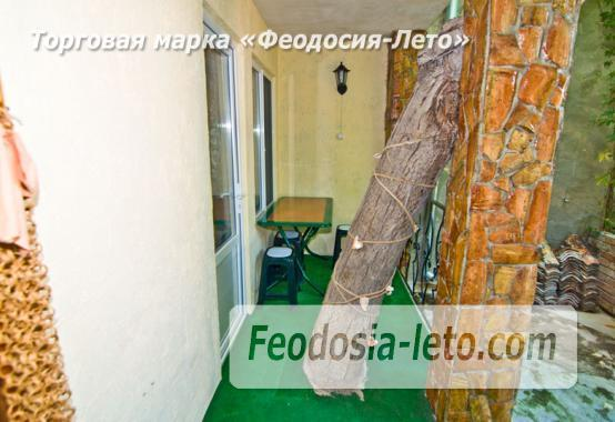 Мини отель в Феодосии с зелёным двором на улице Советская - фотография № 3
