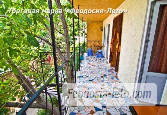 Мини отель в Феодосии с зелёным двором на улице Советская - фотография № 5