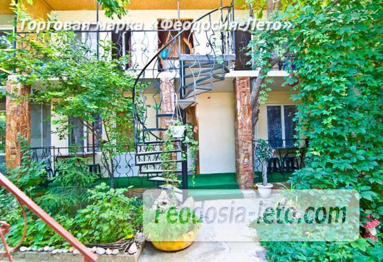 Мини отель в Феодосии с зелёным двором на улице Советская - фотография № 6
