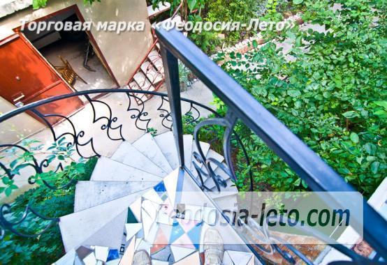 Мини отель в Феодосии с зелёным двором на улице Советская - фотография № 7