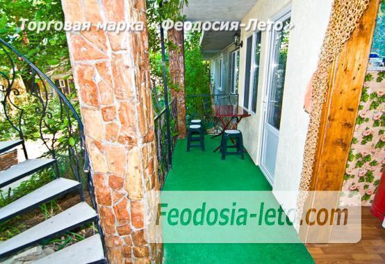 Мини отель в Феодосии с зелёным двором на улице Советская - фотография № 8