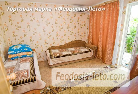 Мини отель в Феодосии с зелёным двором на улице Советская - фотография № 9