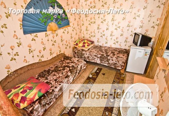 Мини отель в Феодосии с зелёным двором на улице Советская - фотография № 12