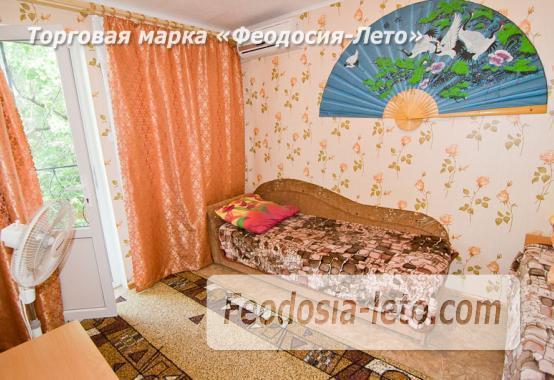 Мини отель в Феодосии с зелёным двором на улице Советская - фотография № 13