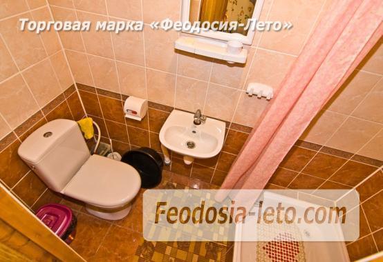 Мини отель в Феодосии с зелёным двором на улице Советская - фотография № 14