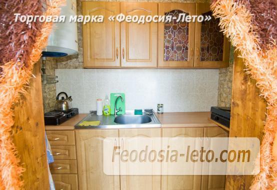 Мини отель в Феодосии с зелёным двором на улице Советская - фотография № 15