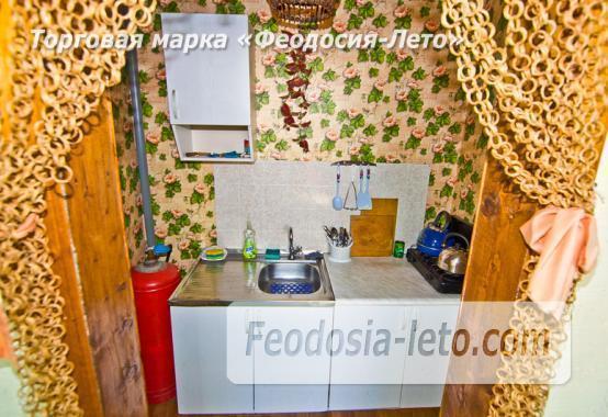Мини отель в Феодосии с зелёным двором на улице Советская - фотография № 16