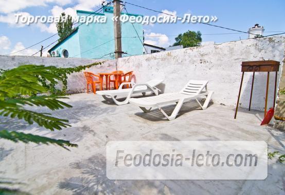 Мини отель в Феодосии с зелёным двором на улице Советская - фотография № 18
