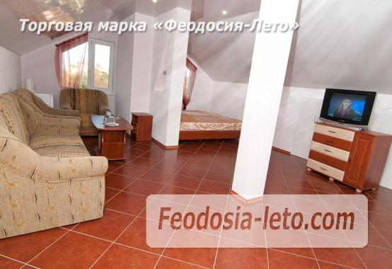 Мини отель в Феодосии в районе Белого бассейна на улице Русская - фотография № 5