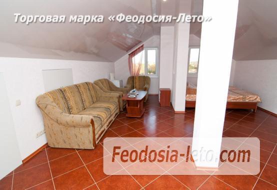 Мини отель в Феодосии в районе Белого бассейна на улице Русская - фотография № 7