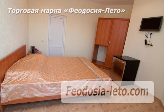 Мини отель в Феодосии в районе Белого бассейна на улице Русская - фотография № 10