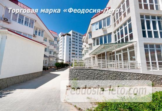 Феодосия на берегу моря 2-комнатная квартира с выходом на пляж - фотография № 1