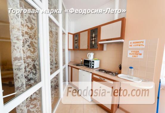 Феодосия на берегу моря 2-комнатная квартира с выходом на пляж - фотография № 6