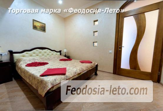 Феодосия на берегу моря 2-комнатная квартира с выходом на пляж - фотография № 11