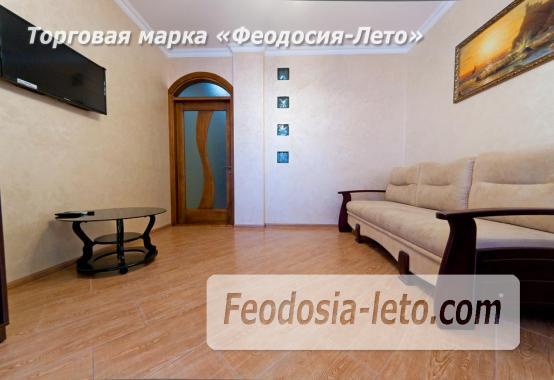 Феодосия на берегу моря 2-комнатная квартира с выходом на пляж - фотография № 2