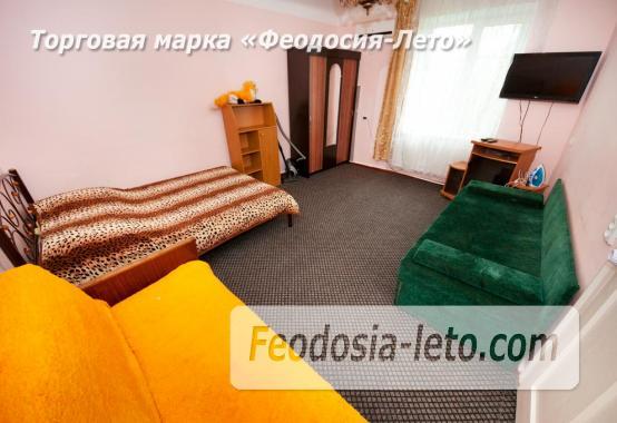 1 комнатная квартира в Феодосии, рядом с Жемчужным пляжем - фотография № 6