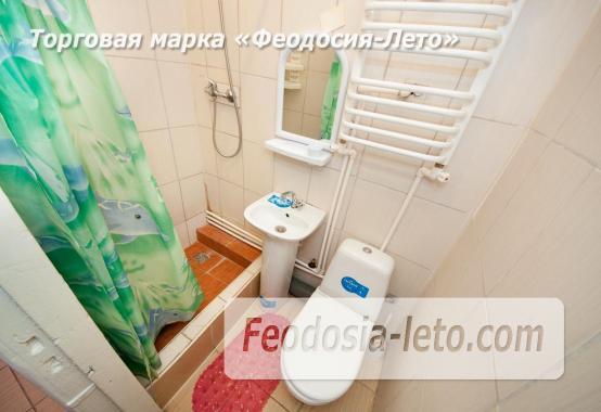 1 комнатная квартира в Феодосии, рядом с Жемчужным пляжем - фотография № 3