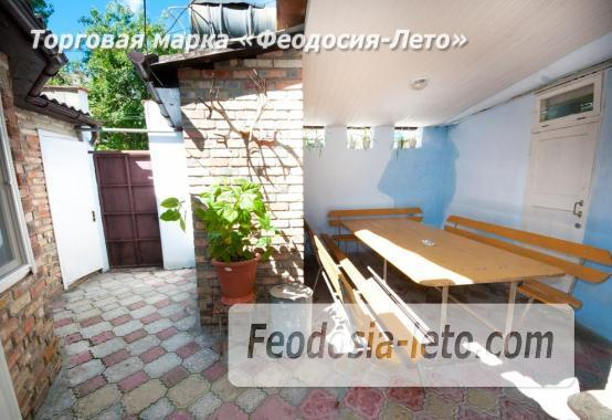 Недорого номера со своим двориком в центре г. Феодосия - фотография № 1