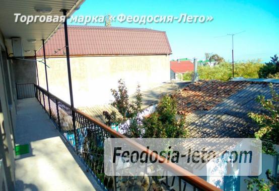 Частный сектор в г. Феодосия по переулку Военно-морскому - фотография № 7