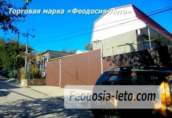 Частный сектор в г. Феодосия по переулку Военно-морскому - фотография № 17