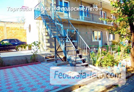 Частный сектор в г. Феодосия по переулку Военно-морскому - фотография № 2