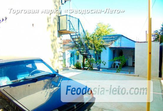 Частный сектор в г. Феодосия по переулку Военно-морскому - фотография № 4