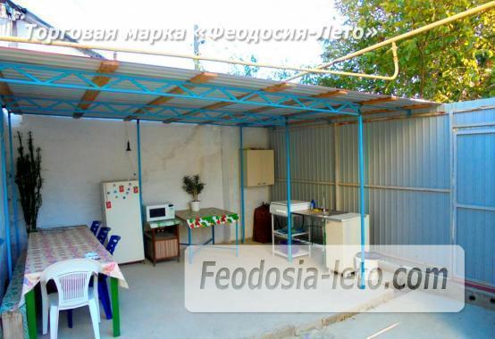 Частный сектор в г. Феодосия по переулку Военно-морскому - фотография № 5