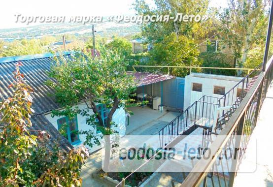 Частный сектор в г. Феодосия по переулку Военно-морскому - фотография № 9