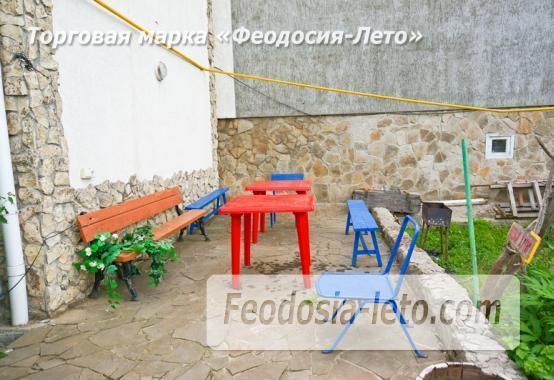 Номера рядом с пляжем Жемчужный в Феодосии на улице Федько - фотография № 3