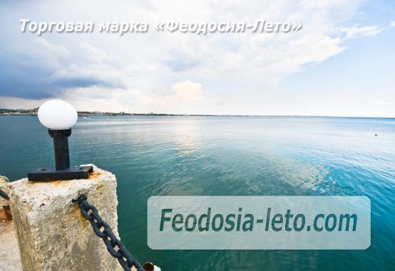 Эллинг в Феодосии с кухней в номерах, на Карантине - фотография № 11