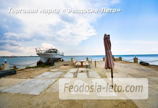 Эллинг в Феодосии с кухней в номерах, на Карантине - фотография № 6