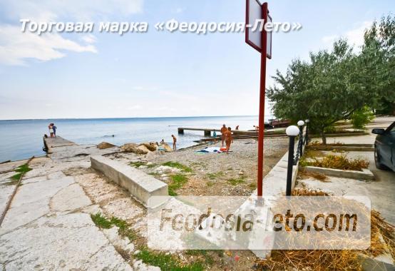 Эллинг в Феодосии с кухней в номерах, на Карантине - фотография № 7