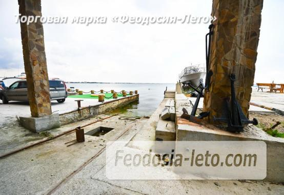 Эллинг в Феодосии с кухней в номерах, на Карантине - фотография № 9