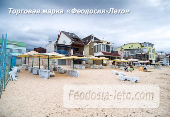 Номера с кухней в эллинге в Феодосии на Черноморской набережной - фотография № 11