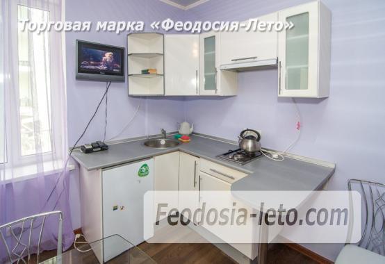 Номера с кухней в эллинге в Феодосии на Черноморской набережной - фотография № 7