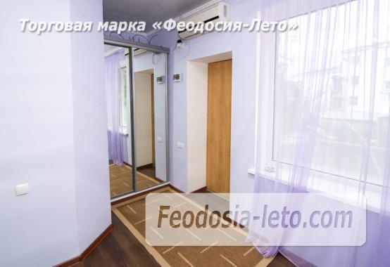 Номера с кухней в эллинге в Феодосии на Черноморской набережной - фотография № 8