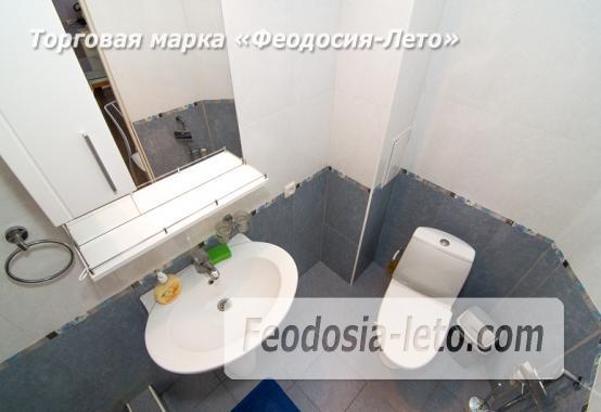 Номера с кухней в эллинге в Феодосии на Черноморской набережной - фотография № 9
