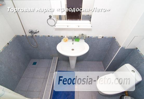 Номера с кухней в эллинге в Феодосии на Черноморской набережной - фотография № 10