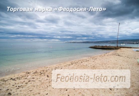 Номера с кухней в эллинге в Феодосии на Черноморской набережной - фотография № 14