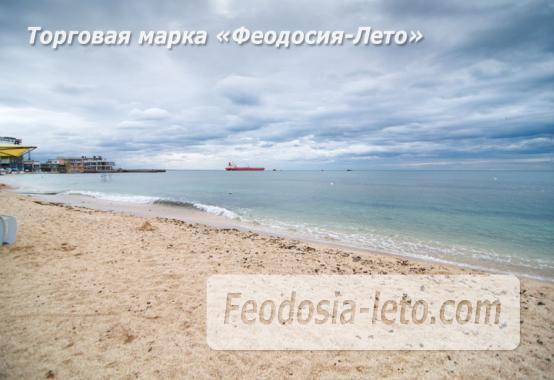 Номера с кухней в эллинге в Феодосии на Черноморской набережной - фотография № 15