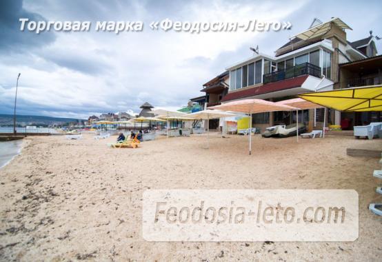 Номера с кухней в эллинге в Феодосии на Черноморской набережной - фотография № 2