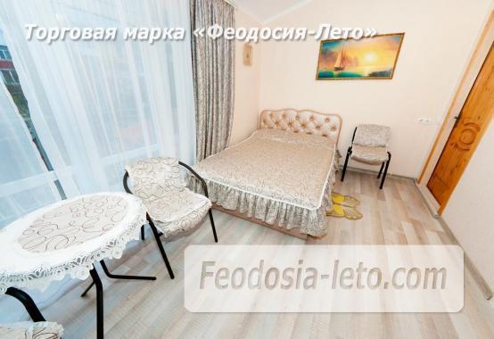 Номера в центре Феодосии, улица Украинская - фотография № 1