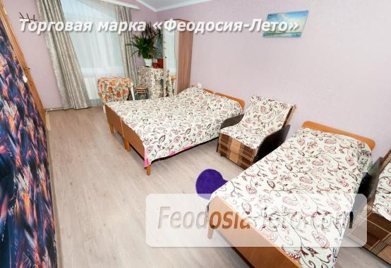Номера в центре Феодосии, улица Украинская - фотография № 7